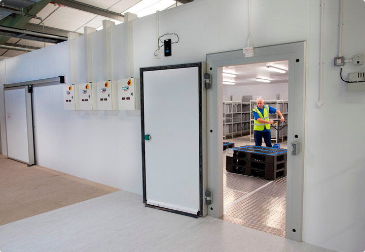 Coldmax Cold Room Storage Ce Approved